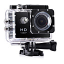 povoljno Stražnja kamera za auto-CA7 Vlogging Vodootporno / Višefunkcijski / Wide Angle 32 GB 60fps / 120fps / 30fps 12 mp 1920 x 1080 Pixel 2 inch CMOS Kontinuirano okidanje / Time-lapse fotografija 30 m