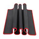 رخيصةأون حافظات / جرابات هواتف جالكسي J-كبير أسود أحمر حافة الصلبة الماوس لوحة (30x80x0.2 سنتيمتر)