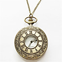 ieftine Ceasuri Bărbați-Bărbați Ceas de buzunar Quartz Argint / Auriu Analog Auriu Argintiu