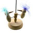 povoljno Muški satovi-Igračke za kućne ljubimce za dječake Otkriće Igračke Znanstvene igračke i eksperimenti Ptica Plastika Drvo
