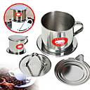 رخيصةأون أدوات الشاي-فيتنام تصفية بالتنقيط القهوة مجموعة الفيتنامية التقليدية القهوة فلتر القهوة فين infuser 5.5 × 6.5 سنتيمتر