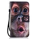 Case Huawei Honor 7 / Huawei P9 Lite / Huawei Y560 Huawei P9 Lite / P8 Lite (2017) / Honor 8 Wallet / Card Holder / Stand Full Body Cases Animal Hard PU Leather