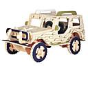 رخيصةأون 3D الألغاز-قطع تركيب3D النماذج الخشبية سيارة الدراجات النارية خشب للجنسين ألعاب هدية