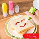 ieftine Conectori-Plastic Ecologic Reparații Pâine Tort Ciocolatiu Instrumentul de decorare Instrumente de coacere