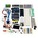 ieftine KIT-uri DIY-Uno r3 de bază de învățare kit de învățare de upgrade pentru arduino