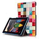 abordables Etui Lenovo pour tablettes-Coque Pour Lenovo Lenovo Tab 3 7 Essential (TB3-710F / I) Coque Intégrale / Cas de la tablette Dur faux cuir