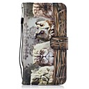 Case Huawei Honor 7 / Huawei P9 Lite / Huawei Y560 Huawei P9 Lite / P8 Lite (2017) / Honor 8 Wallet / Card Holder / Stand Full Body Cases Owl Hard PU Leather
