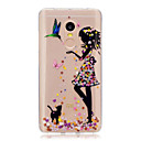 Case / Xiaomi Xiaomi Redmi Note 4 / Xiaomi Redmi Note 3 / Xiaomi Redmi Note Pattern Back Cover Sexy Lady Soft TPU