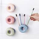 رخيصةأون أدوات الحمام-الحديث العوامة نوع البولي بروبلين جدار رف فرشاة (ألوان عشوائية)