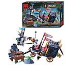 voordelige Herenhorloges-ENLIGHTEN Bouwblokken Bouwset speelgoed Educatief speelgoed 1 pcs Koets verenigbaar Legoing Jongens Meisjes Speeltjes Geschenk