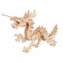 رخيصةأون 3D الألغاز-قطع تركيب3D تنين لهو خشب كلاسيكي للأطفال للجنسين ألعاب هدية