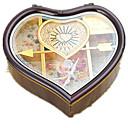 رخيصةأون حافظات / جرابات هواتف جالكسي J-الصندوق الموسيقي قلب ABS للجنسين ألعاب هدية
