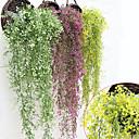 povoljno Umjetno cvijeće-Umjetna Cvijeće 1 Podružnica Pastoral Style Biljke Basket Fower