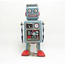 povoljno Mikroskopi i endoskopi-Roboti Igračka na navijanje Stroj Roboti Metalic Željezo Anime 1 pcs Dječji Dječaci Djevojčice Igračke za kućne ljubimce Poklon