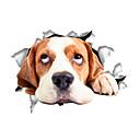 povoljno Ukrasne naljepnice-Naljepnice za WC - Zidne naljepnice Životinje / Moda / Crtani film Stambeni prostor / Spavaća soba / Kupaonica