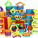 ieftine Jucării cu Magnet-Bloc magnetic Placi magnetice Lego 20-128 pcs Mașină Robot Ferris Wheel compatibil Legoing Cadou Magnetic #D Băieți Fete Jucarii Cadou