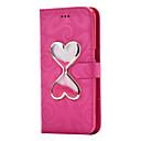 رخيصةأون Nokia أغطية / كفرات-غطاء من أجل Samsung Galaxy S8 Plus / S8 / S7 edge محفظة / حامل البطاقات / مع حامل غطاء كامل للجسم لون سادة قاسي جلد PU