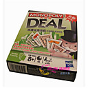 ieftine Jocuri de Masă-Jocuri de masă Jocuri Monopoly Profesional Plastic Pentru copii Adulți Unisex Băieți Fete Jucarii Cadou