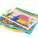 povoljno Zidni ukrasi-Igra zagonetke Mozaik kompleti Poučna igračka Gljiva Šarene Dječaci Djevojčice Igračke za kućne ljubimce Poklon