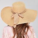 ieftine Pălării Femei-Pentru femei Mată Culoare pură Pălărie Vintage Clasic & Fără Vârstă,In Microfibră-Palarie de soare Vară Albastru Deschis Kaki Bleumarin