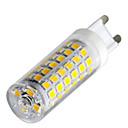 ieftine Becuri LED-YWXLIGHT® 1 buc 9 W Becuri LED Bi-pin 800-900 lm G9 T 76 LED-uri de margele SMD 2835 Intensitate Luminoasă Reglabilă Alb Cald Alb Rece Alb Natural 220-240 V / 1 bc