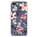 ieftine Imbracaminte & Accesorii Căței-Maska Pentru Apple iPhone XS / iPhone XR / iPhone XS Max Model Capac Spate Floare Moale TPU