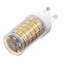povoljno LED klipaste žarulje-YWXLIGHT® 1pc 10 W LED svjetla s dvije iglice 900-1000 lm G9 T 86 LED zrnca SMD 2835 Zatamnjen Toplo bijelo Hladno bijelo Prirodno bijelo 220-240 V / 1 kom.