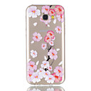voordelige Galaxy A5(2016) Hoesjes / covers-hoesje Voor Samsung Galaxy A3 (2017) / A5 (2017) Transparant / Patroon Achterkant Zacht
