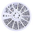 ieftine Masurătoare de presiune pneuri-1 pcs Bijuterie unghii Pentru nail art pedichiura si manichiura Zilnic Modă / Unghiul de bijuterii