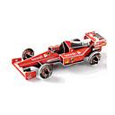 povoljno Druge maskice-3D puzzle Puzzle Automobil Uradi sam Papir visoke kvalitete Klasik Trkaći auto Dječji Uniseks Dječaci Djevojčice Igračke za kućne ljubimce Poklon
