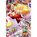 ieftine Produse Fard-Puzzle Noutate De lemn Lemn Anime Desen animat Unisex Jucarii Cadou