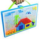povoljno Muške majice s kapuljačom i trenirke-3D puzzle Puzzle Mozaik kompleti Poučna igračka Antistresne igračke Noviteti Sfera Gljiva Perle 296pcs Uniseks Poklon