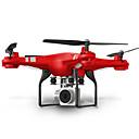 RC Drone SHR / C HR SH5 4CH 6 Axis 2.4G HD Camera 2.0MP 720P RC Quadcopter FPV / LED Lights / One Key Auto-Return RC Quadcopter / Remote Controller / Transmmitter / Camera / Headless Mode
