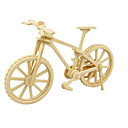 رخيصةأون 3D الألغاز-قطع تركيب3D تركيب النماذج الخشبية ديناصور طيارة الدراجة اصنع بنفسك خشبي كلاسيكي للجنسين ألعاب هدية
