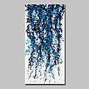 ieftine Brățări-Hang-pictate pictură în ulei Pictat manual - Abstract Abstract Modern Fără a cadru interior / Canvas laminat