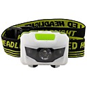 cheap Headlamps-Headlamps 500 lm LED LED Emitters 3 Mode Alarm LED Light Easy to Carry Emergency Super Light Dust Proof Camping / Hiking / Caving Everyday Use Cycling / Bike