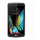 Screen Protector LG Tempered Glass 1 pc Front Screen Protector High Definition (HD) / 9H Hardness