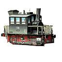 povoljno Muške jakne-3D puzzle Puzzle Umijeće papira Train Uradi sam Opremanje članaka simuliranje Klasik Vlak Dječji Uniseks Dječaci Igračke za kućne ljubimce Poklon