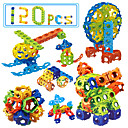 ieftine Ustensile & Gadget-uri de Copt-Lego Seturi de jucării pentru construcții Jucării Educaționale 120 pcs Vultur compatibil Legoing Reparații Unisex Băieți Fete Jucarii Cadou