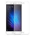 povoljno Zaštitne folije za Xiaomi-XIAOMIScreen ProtectorXiaomi Mi 5 Visoka rezolucija (HD) Prednja zaštitna folija 1 kom. Kaljeno staklo