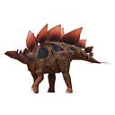 povoljno Fleksibilne LED svjetlosne trake-3D puzzle Papirnata maketa Építőjátékok Dinosaur Uradi sam Tvrda kartica papira Klasik Dječji Uniseks Dječaci Igračke za kućne ljubimce Poklon