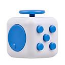 olcso Nyakláncok-Fidget Toys Fidget Cube Stresszoldó Játékok Négyzet Szilikongumi Darabok Uniszex Ajándék