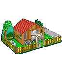 ieftine USB-uri-Puzzle 3D Lucru Manual Din Hârtie Reparații Hârtie Rigidă pentru Felicitări Pentru copii Unisex Jucarii Cadou