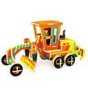 povoljno Pametni satovi-Robotime 3D puzzle Puzzle Kamion Uradi sam drven Klasik Građevinsko vozilo Dječji Odrasli Uniseks Igračke za kućne ljubimce Poklon