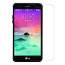 povoljno Zaštitne folije za LG-LGScreen ProtectorLG K10 (2017) Visoka rezolucija (HD) Prednja zaštitna folija 1 kom. Kaljeno staklo