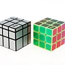voordelige Galaxy J5(2017) Hoesjes / covers-Magische kubus IQ kubus Lichtgevende Glow Cube 3*3*3 Soepele snelheid kubus Magische kubussen Anti-stress Puzzelkubus Glow in the dark Wedstrijd Kinderen Volwassenen Speeltjes Unisex Geschenk