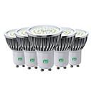 ieftine Spoturi LED-ywxlight® 5pcs gu10 7w 2835smd lumina spot bec bec ac 85-265v cald alb rece alb alb natural bec condus lumina bec bec pentru iluminat de casa