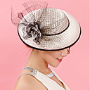 ieftine Pălării Femei-Pentru femei Mată Pălărie Tradițional / Retro Șic & Modern,Mikado-Clop Primăvara & toamnă Iarnă Bej