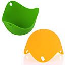 ieftine USB-uri-2 Piese Ustensile Ou Ustensile Înghețată Instrumente de desert Ustensile Brânză Unelte pentru paste Ustensile For Tort Plăcintă pentru ou