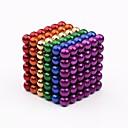 ieftine Instrumente Scris & Desen-1 pcs Jucării Magnet Lego Super Strong pământuri rare magneți Magnet Neodymium Puzzle cub Modă Pentru copii / Adulți Unisex Băieți Fete Jucarii Cadou